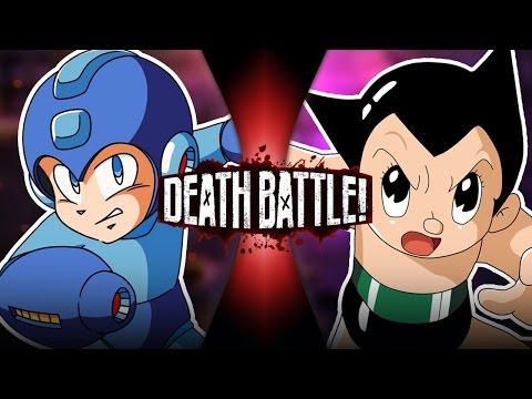 Mega Man VS Astro Boy | DEATH BATTLE!