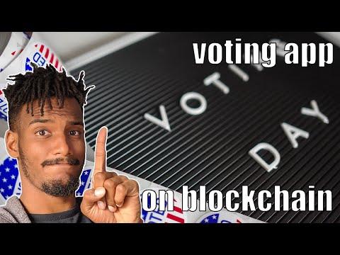 Blockheads Ep 4: BLOCKCHAIN TUTORIAL - How to make a blockchain voting app