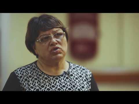 Olga Rožko - Jelgavas novada pašvaldības 2017. gada Atzinības raksta saņēmēja