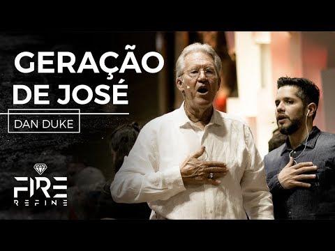 19/11/2017 - Fire Refine - Geração de José - Dan Duke