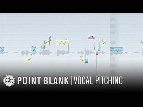 Cubase 6 Tutorial – Vari Audio Vocal Re-pitching