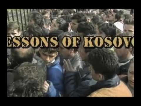 kosovo bombing - Platinum Award, Political & International Issues, 2001 Houston International Film & Video Festival 'Lessons of Kosovo: The Limits of Air Power' Part 1 of 5: ...