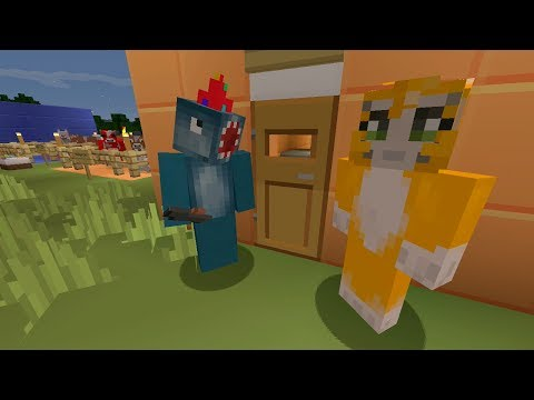 Minecraft Xbox - Animal Challenge - Part 1
