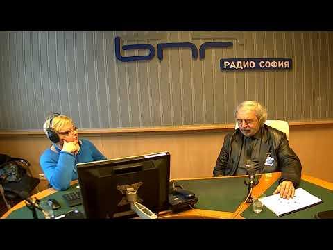 """Проф. Лъчезар Аврамов в """"Радиоприемница"""""""