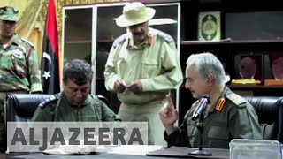 Al Jazeera World - Libya's Shifting Sands: Sirte In the second episode of Libya's Shifting Sands, Libyan government-backed ...
