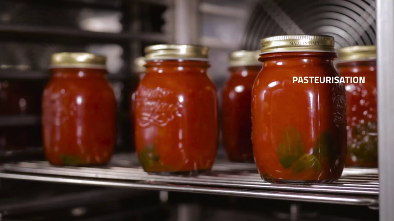 What shall we prepare today with MultiFresh? Pasteurized tomato sauce