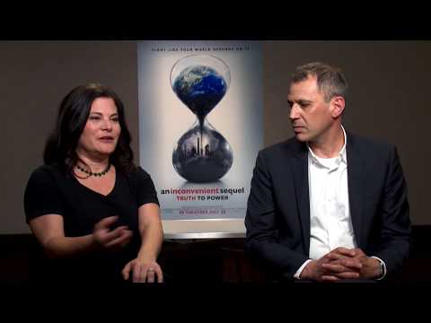 Interview With Co-Directors Of 'An Inconvenient Sequel'