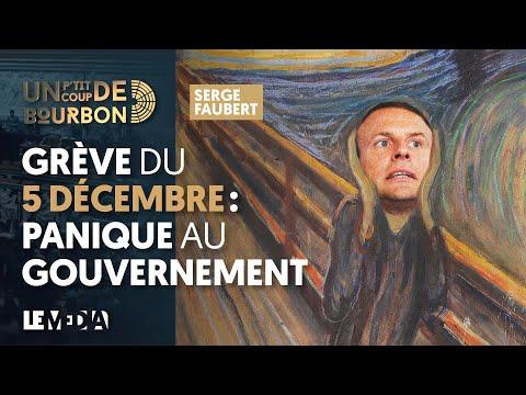 Grève du 5 décembre: Panique au Gouvernement