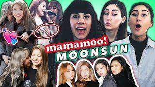 Video NON K-POP FANS REACT TO MOONSUN of MAMAMOO! | 마마무 외국인 반응 MP3, 3GP, MP4, WEBM, AVI, FLV April 2018