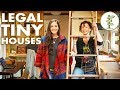 How These Women Are Going to Legalize Tiny House Living in BC