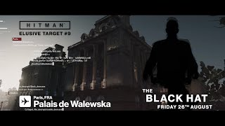Elusive Target #9 The Black Hat