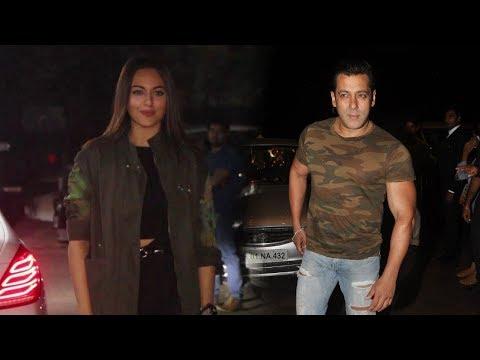 Salman Khan and Many Celebs attend Sohail Khan Son Nirvaan Birthday Party | Full Interview