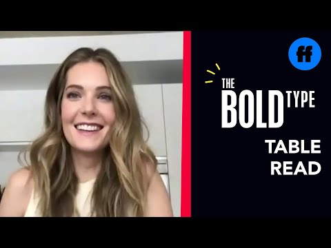 The Bold Type   Season 5 Table Read   Freeform