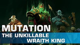 Video Dota 2 Mutation - The Unkillable Wraith King MP3, 3GP, MP4, WEBM, AVI, FLV Juni 2018