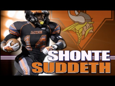 Shonte Suddeth '17 : Jackson High ( Jackson, MI) Junior Year Highlights