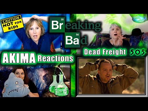 Breaking Bad 505 | Dead Freight | AKIMA Reactions