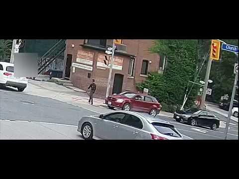 @TorontoPolice Sexual Assault Suspect to ID