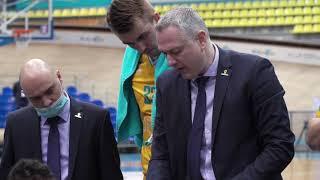 Матчтың айналасында— ВТБ Бірыңғай лигасы: «Астана»vs «Енисей»