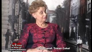 Emisiunea De la inima la inima - Invitat TRAIAN COHAL