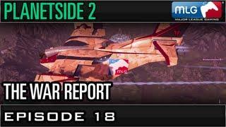 Validus Gamers vs Vindicators - War Report Episode 18