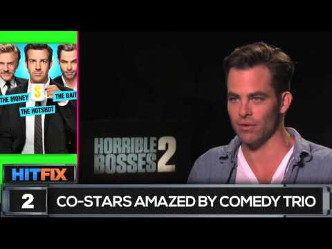 3 Things You Need to Know: 'Horrible Bosses 2′