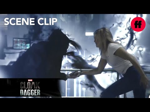 Marvel's Cloak & Dagger | Season 1 Finale: Cloak And Dagger Defeat Roxxon | Freeform