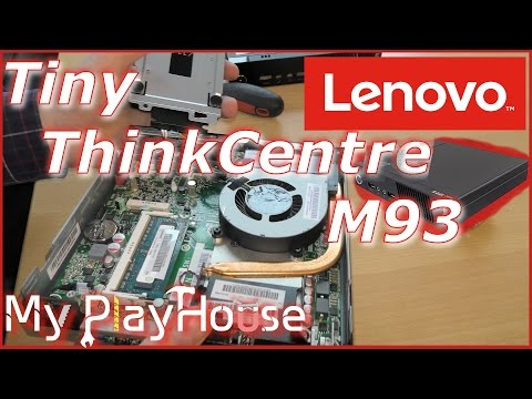 Lenovo ThinkCentre M93 Tiny Desktop Teardown - 396