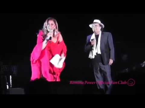 al bano & romina - apertura concerto hannover 2017