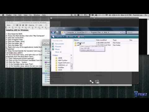 01 – JAVA PROGRAMMING TUTORIAL – Installing the JDK (Mac, Windows, Linux)