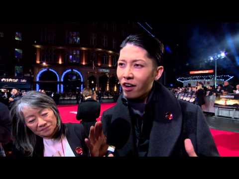 "Unbroken: Miyavi ""The Bird"" London Premiere Movie Interview"