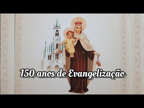 Hino Ilustrado - 150 anos da Paróquia N.S. do Carmo - Carmópolis de Minas