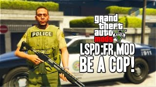 GTA 5 Mods - PLAY AS A COP! Officer Garrett Reporting for Booty! (GTA 5 LSPDFR) This GTA 5 Mod on PC allows for players to play as a police officer. This mod...