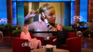 Video Hair Tutorial Gone Wrong from The Ellen Show MP3, 3GP, MP4, WEBM, AVI, FLV Februari 2018