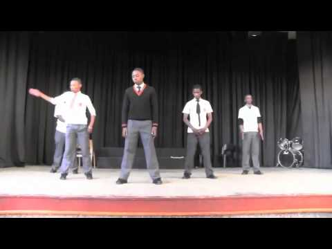 Sunward Park High School: Freedom through the performing arts
