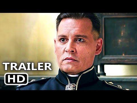 WAITING FOR THE BARBARIANS Trailer (2020) Johnny Depp, Robert Pattinson Movie