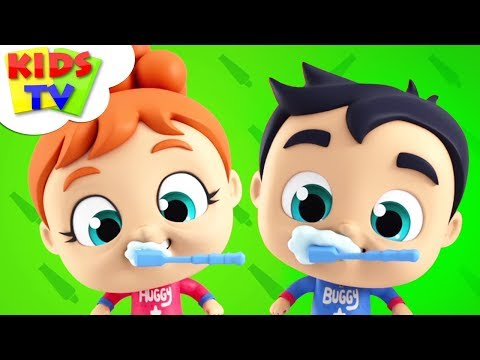 This Is The Way | The Supremes | +More Nursery Rhymes - Kids Tv