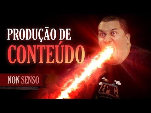 Non Senso: Produção de Conteúdo  Gaveta Show #70
