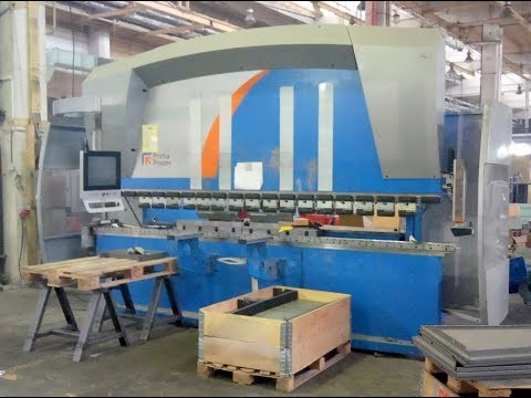 CNC Hydraulic Press Brake PRIMA POWER PAO P22040 PLS 2012