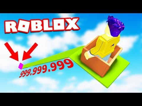 КУДА ОНА ВЕДЕТ? ДЕТСКАЯ ГОРКА НА 999,999,999 МЕТРОВ В РОБЛОКС (Roblox) (видео)