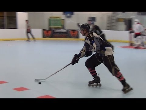 Storm vs. Grim Reefers – Period 1 (5/8/14) Roller Hockey Dangles Dekes Moves Skills