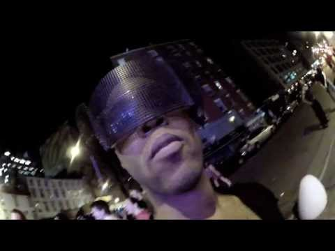 Take a piece of Josh!!! Fashion's Night Out NYC 2012 with NATASHA MORGAN AND GoPro Cameras