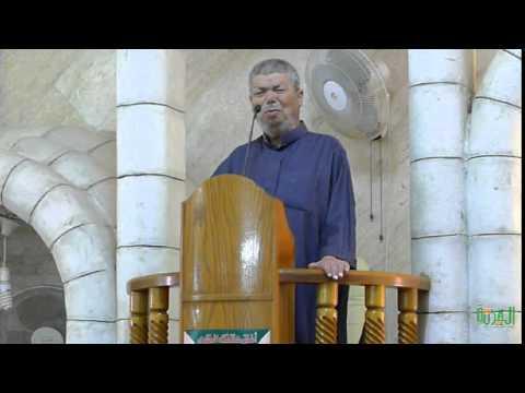 خطبة الجمعة لفضيلة الشيخ عبد الله 17/4/2015