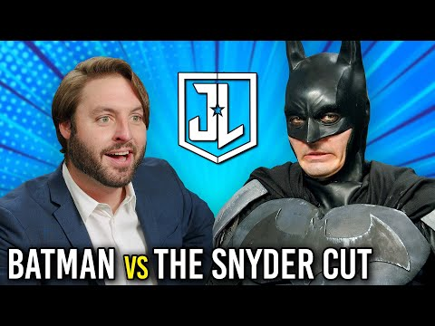 Batman Reacts to the Snyder Cut