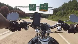 6. 2006 Harley Davidson Sportster 1200 Custom