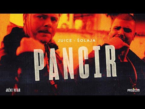 Pancir - Juice x Šolaja - nova pesma, tekst pesme i tv spot