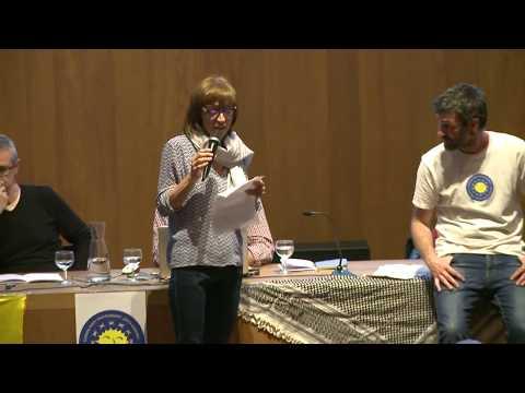 Presentación de los Encuentros estatales sobre migraciones y activismo