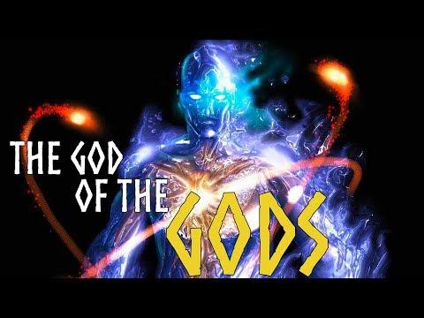 Smite Olorun The Almighty New God Lore & Mythology