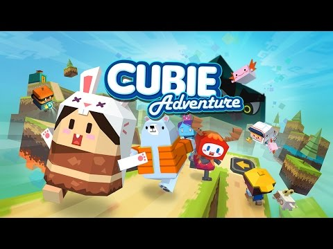 'Cubie Adventure' Looks Like an Interesting One-Touch Platformer