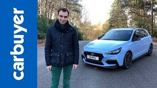 Hyundai i30 N review - is this Britain's best new hot hatch? - James Batchelor - Carbuyer by Carbuyer