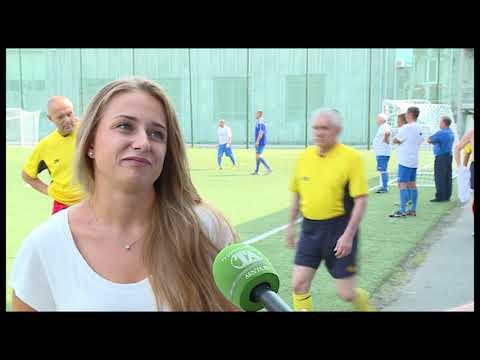 В Тюмени состоялся турнир по футболу среди ветеранов памяти Бориса Елькина